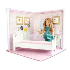 Dollhouse Kitchen Furniture Bedroom And Kitchen Interchangeable 18 Inch Dollhouse Playscape