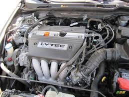 2003 honda accord 4 cylinder 2003 honda accord ex sedan 2 4 liter dohc 16 valve i vtec 4
