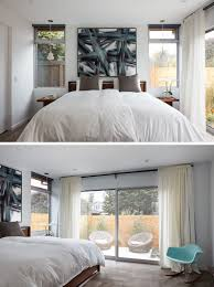 Rocking Bed Frame by San Carlos Midcentury Modern Remodel By Klopf Architecture