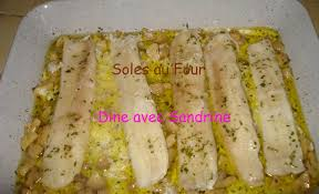 cuisiner des soles des filets de sole au four