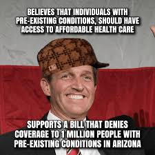 Flake Meme - retired in delaware the emperor has no clothes
