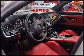 Car Interior Carbon Fiber Vinyl Bmw Bmw M5 F10 Sedan Matte Carbon Fiber Interior Car Vinyl Wrap