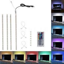 led strip lights for tv buy minger usb tv led strip light for tv 5050 flexible rgb tv led