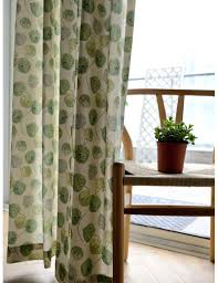 Green Kitchen Curtains Shop Green Kitchen Curtain Patterns Leaves Pastoral Style