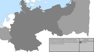 German States Map by History Of Germany In Maps Youtube