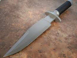 Used Kitchen Knives Jack Crain Predator Knife Used By Arnie In The Movie Predator I