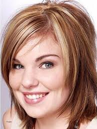 haircuts for a fat face square cute hairstyles luxury cute shoulder length hairstyles for round