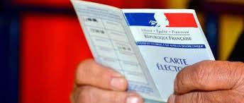 bureau de vote neuilly sur seine départementales des bulletins de vote de neuilly dans les urnes