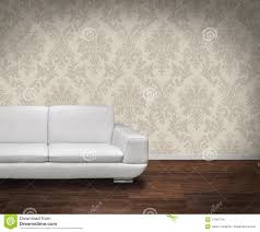 Modern Sofa by Modern Sofa On Dark Floor Stock Images Image 17587724