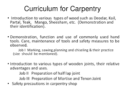 Wood Joints And Their Uses by Workshop Practise
