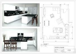 large open kitchen floor plans kitchen floorplans modern kitchen plan large size of kitchen