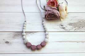 silicone necklace teething images Silicone teething necklace mauve spring 2018 getting sew crafty jpg