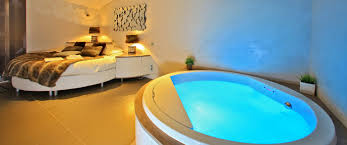 spa dans la chambre chambre luxe spa vendée hôtel de la chaize noirmoutier