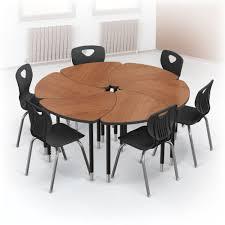 Left Handed Desk Chevron Configurable Desk U0026 Table System Mooreco Education