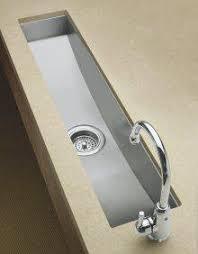 Bar Sinks And Prep Sinks Kitchen Entertainment Trend - Narrow kitchen sink