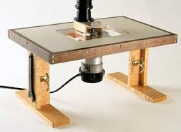 Building A Router Table by Workshop Router Tables Cabinets And Jigs At Woodworkersworkshop Com