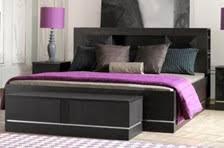 chambre adultes pas cher coffre de rangement meubles chambre à coucher