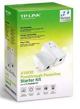 Tpl 406e2k Trendnet Tpl 406e2k 500mbps Av Ethernet Networking Powerline Plug