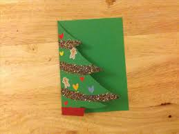 christmas card for kids to make cheminee website
