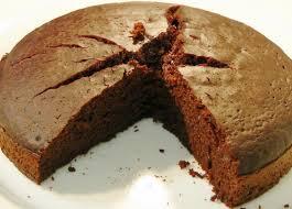pressure cooker eggless chocolate cake recipe madhurasrecipe com