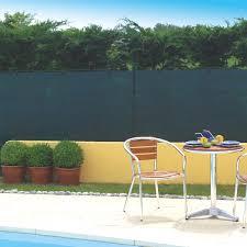 brise vue en bambou pas cher cloture jardin palissade mur brise vue panneau bois occultant