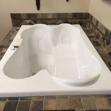 freestanding soaking tub for two designs enchanting deep soaking