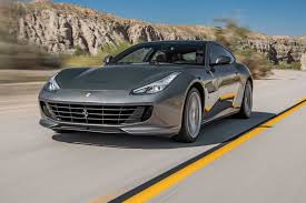 suv ferrari 2017 ferrari gtc4lusso tackles mountain roads on ignition motor