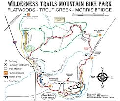 Maps Tampa Flatwoods Park Bike Map Maplets