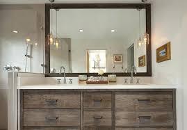 Rustic Industrial Bathroom by Vanities Industrial Style Vanity Lighting Black Industrial
