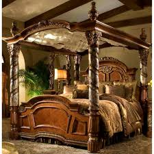 Mirrored Canopy Bed Bedroom Knockout Pictures Canopy Beds Vie Decor Rtic Bedsat Bed