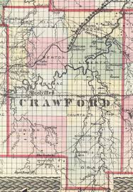 Missouri Illinois Map by Missouri County Map