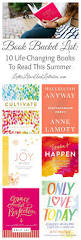 10 books to read this summer my book bucket list 2017 summer