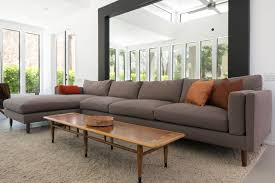 Best Place To Buy A Sofa Los Angeles Custom Sized Modern Sofas Benchmade Modern