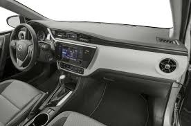 toyota corolla 2017 interior new 2017 toyota corolla price photos reviews safety ratings