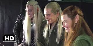 the hobbit the desolation of smaug happy elves 2013 orlando