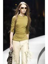 versace leather dress pants for women ebay