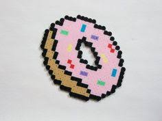 f id nunchaku 20160708125231j image perler beads diy pinterest