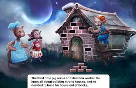 pigs interactive story speakaboos