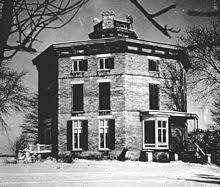 octagonal houses octagon house wikipedia