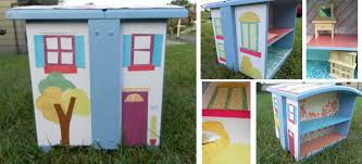 make a dollhouse from drawers u2013 dollar store crafts