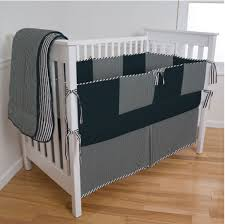 Black And White Crib Bedding Set Black And White Crib Bedding Sets Highlight Custom Creations