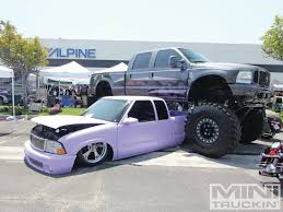 the ford svt raptor truck series extra wide stance specially
