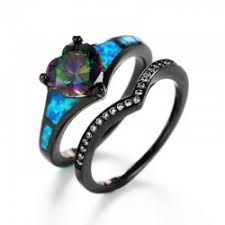 black and purple engagement rings vancaro black ring black engagement ring black wedding ring