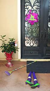 front door bat wreath