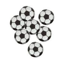 football cake toppers edible cupcake cake toppers pack of 24