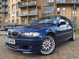 2002 52 e46 topaz blue bmw 325i m sport automatic 4dr with