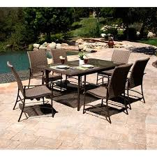 8 Piece Patio Dining Set 52 Best Patio Furniture Images On Pinterest Wicker Anchors And