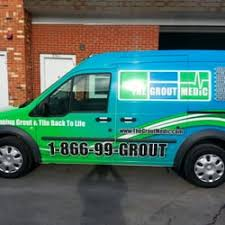 The Grout Medic The Grout Medic Of Cincinnati Grout Services 10854 Millington