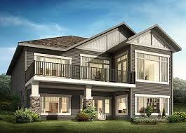 front sloping lot house plans plan 81621ab great from the front and back craftsman bungalows