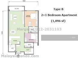 setia walk floor plan solace service apartment setiawalk persiaran wawasan puchong